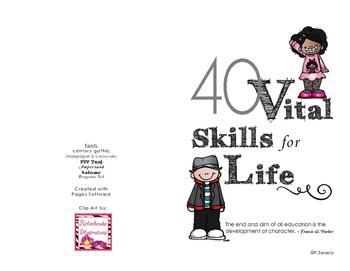 Social Skills- 40 Vital Skills for a Lifetime