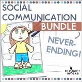 Pragmatics Activities | Social Skills for Autism | Social Communication
