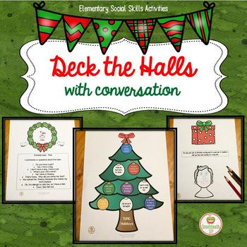 Christmas Conversation Social Skills