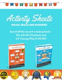 Social Skills Activity Sheets from the Award-Winning The SMART Playbooks