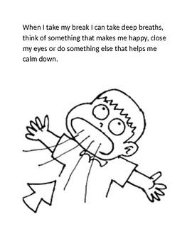 Social Skills Anger Story