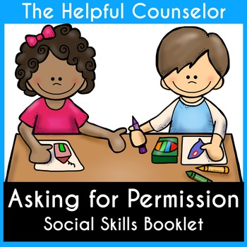 Social Skills Booklet: Asking for Permission