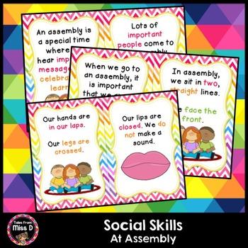 Social Skills Assembly