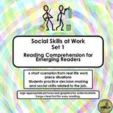 Social Skills At Work Set 1