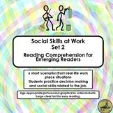 Social Skills At Work  Set 2
