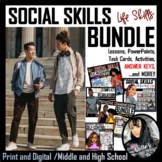 Social Skills BUNDLE (1,665+ pages) SALE - 25% 0FF!!!