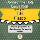 Social Skills:  Back to School, Fall, Group Work