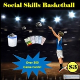 Social Skills Basketball- A Social Skills Card Game