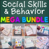 Social Skills and Behavior Management MEGA BUNDLE