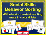 Social Skills Behavior Sorting