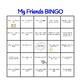 Social Skills Bingo
