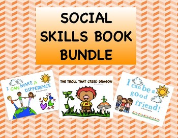 Social Skills Book Bundle
