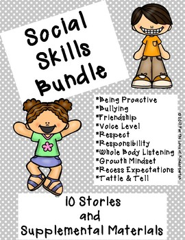 Social Skills Books and Supplements