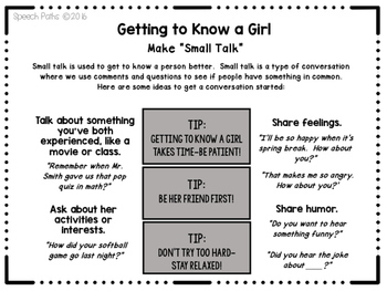 Social Skills: Boy's Guide to Understanding Girls