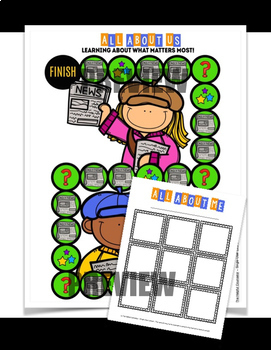 Social Skills Game: Build Rapport & Get to Know One Another