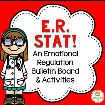 Social Skills Bulletin Board Activity: emotional regulation