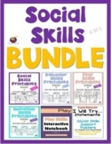 Social Skills Bundle (Behavior Skills, Play Skills, Social Skills)