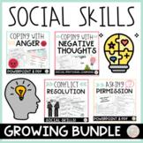 Social Skills Bundle for Middle School
