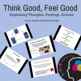 Social Skills; CBT; Think Good Feel Good; Thoughts, Feelings, Actions