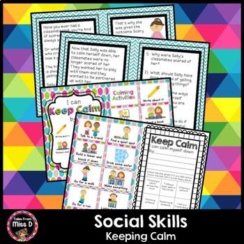 Social Skills Keeping Calm