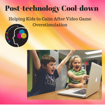 Social Skills: Calming after playing video games and IPad rules