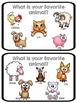 Social Skills Cards