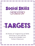 Social Skills Center Targets Curriculum to Be Used With th