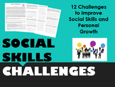 Social Skills Challenges for Personal Growth