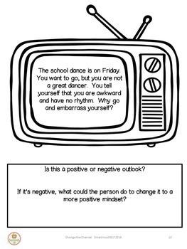 Social Skills: Negative Thoughts