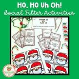 Social Skills   Christmas   Think vs. Say