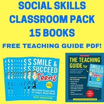 Career Skills Classroom Pack 15 Books