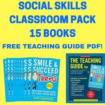 Career Skills Classroom Pack 15 Books