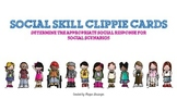 Social Skills Clippie Cards
