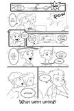 Social Skills Coloring Comics - autism, language, speech, behavior