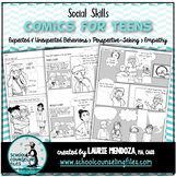 Social Skills Comics for Teens