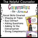 Social Skills Game: Conversations Go-Around Game