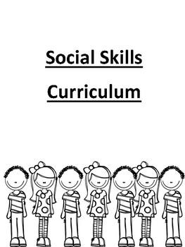 Social Skills Curriculum