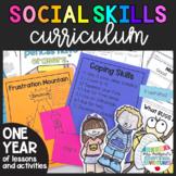 Social Skills Curriculum K-5