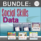 Social Skills Data Bundle