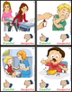 Social Skills EXPECTED and UNEXPECTED Task Cards for Autism