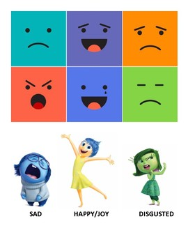 Social Skills- Emotions Activities