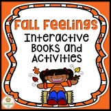 Interactive Books Fall Emotions