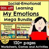 Social Skills Emotions and Emotional Regulation Mega Bundl