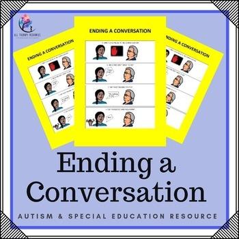 Social Skills : Ending a Conversation
