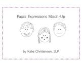 Social Skills - Facial Expressions Match-Up