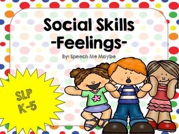 Social Skills: Feelings