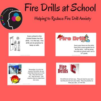 Social Skills: Fire drills