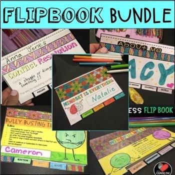 Social Skills Flipbook Bundle Volume Two