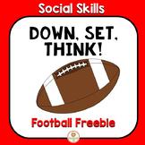 Social Skills:  Football