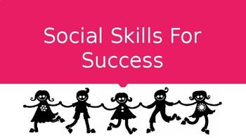 Social Skills For Success
